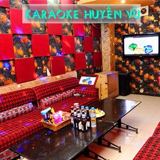 Phòng Hát Tối Đa 30 Khách Và Hoa Quả Tại Huyền Vũ Karaoke