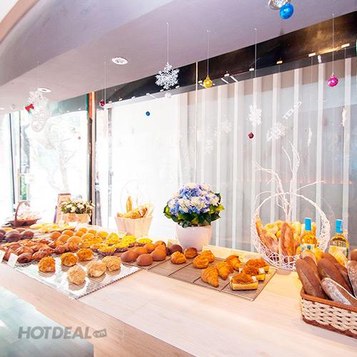 Combo 12 Bánh Macaron – Nữ Hoàng Bánh Pháp Tại Bakery 4Gs Texas
