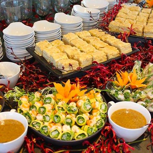 Buffet Tối Hơn 60 Món - NH Gạo Buffet - Không Phụ Thu Lễ T7, CN
