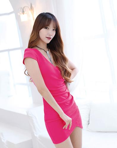 Đầm Ryta Cách Điệu Thu