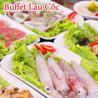 Buffet Lẩu Cốc Xuýt Xoa Ngày Se Lạnh