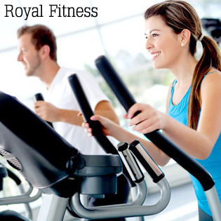 1 Tháng Tập Gym Không Giới Hạn - Royal Fitness