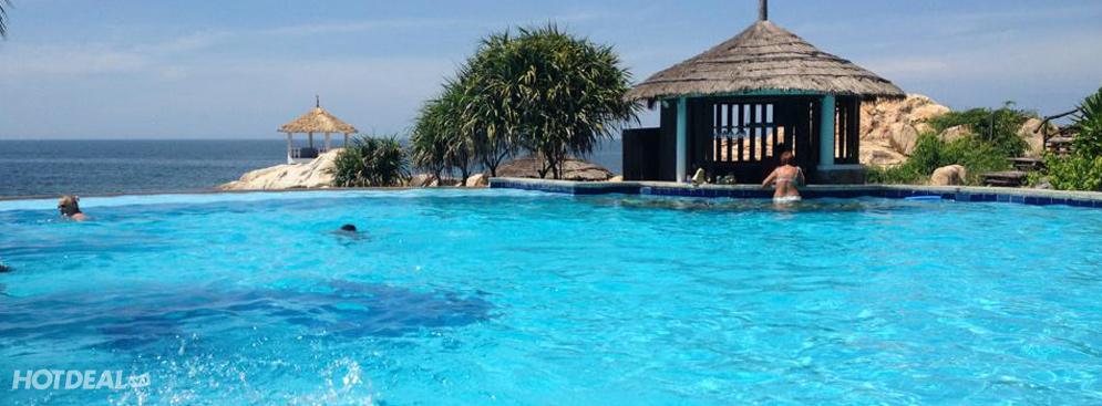 Eco Spa Village Resort 2N1Đ + Ăn Tối  Cho 2 Khách