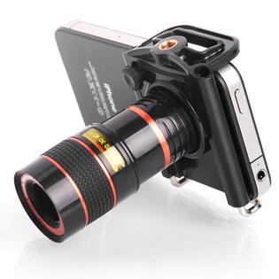 Ống Lens Phóng Đại 8x Dành Cho Smart Phone