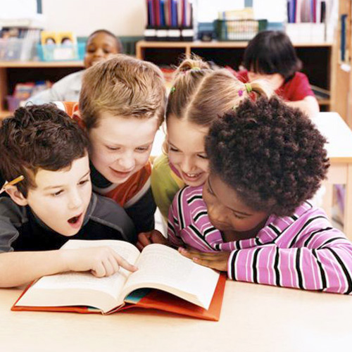 KH Tiếng Anh Dành Cho Bé Từ Lớp 1- 6