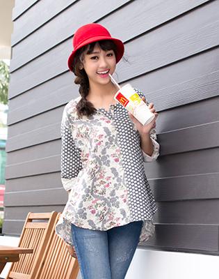 Áo Hoa Freesize Japan Style tại Hồ Chí Minh