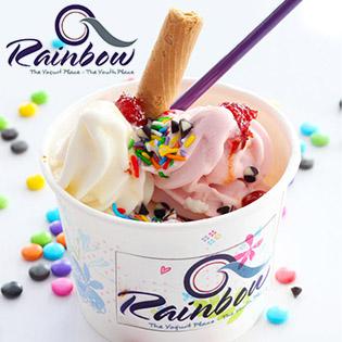 Hệ Thống Yogurt Rainbow – Không Giới Hạn Voucher/ Hóa Đơn
