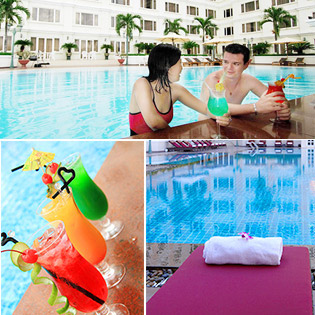Trải Nghiệm Trọn Gói Dịch Vụ Tiêu Chuẩn 05 Sao Tại Hotel Equatorial 5*