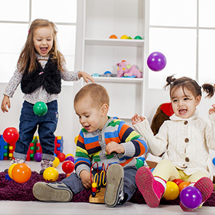 Khu Vui Chơi Trẻ Em Happy Kids