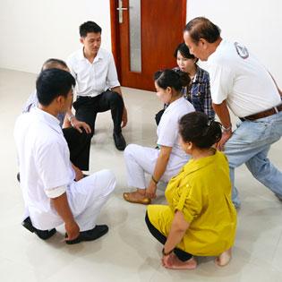 Điều Trị Cột Sống Cổ + Cột Sống Thắt Lưng Bằng Vật Lý Trị Liệu tại Hồ Chí Minh