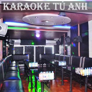 Combo 2h Hát Kèm Đồ Ăn Và Đồ Uống Tại Karaoke Tú Anh.