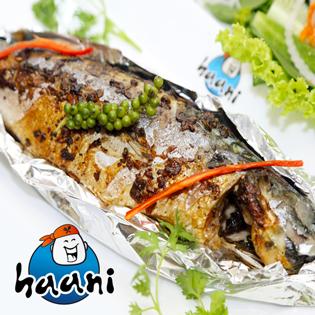 Cá Saba Nauy Nướng Tại Nhà Hàng Haani