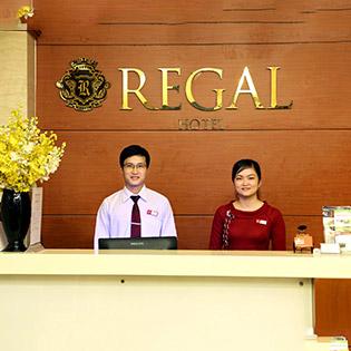 Regal Hotel 2*- Không Phụ Thu Cuối Tuần tại Hồ Chí Minh