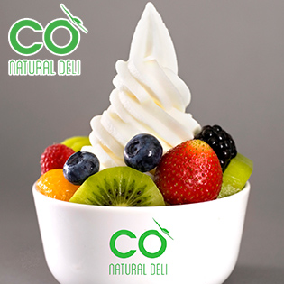 Yogurt Kèm Topping - Không Giới Hạn Voucher/ Hóa Đơn – Cò Natural Deli