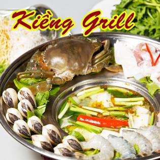 Set Lẩu Thái Hải Sản Đặc Sắc Cho 4 Người- Nhà Hàng Kiềng Grill