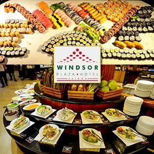 International Buffet Trưa Tại Windsor Plaza Hotel 5*