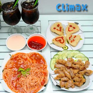 Set Mỳ Spagetty Cho 02 Người Tại Climax
