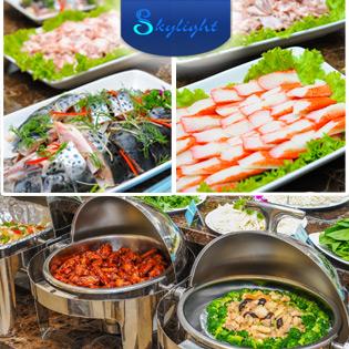 Buffet Lẩu Tại Skylight Hồ Tây