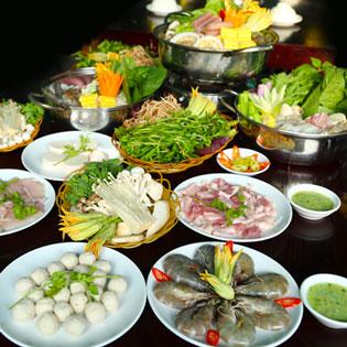 Buffet Lẩu Tại Nhà Hàng Rainbow tại Hồ Chí Minh