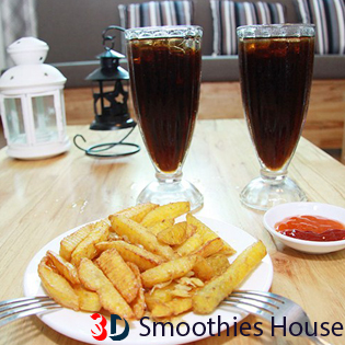 Thỏa Thích Ăn Uống Xem Phim Tại Smoothies House