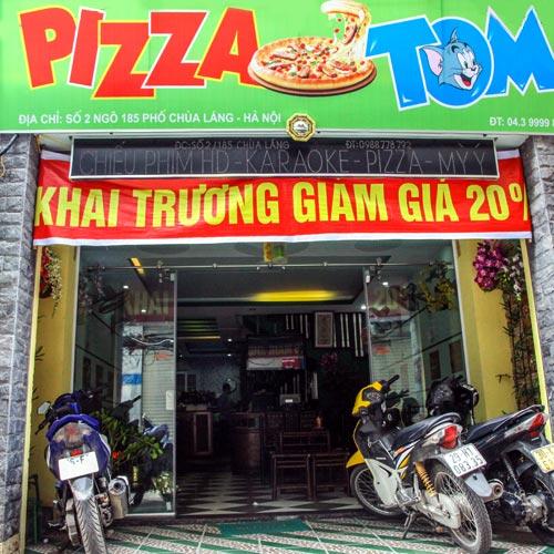 Combo 2h Hát Kèm Đồ Ăn Và Đồ Uống Tại NH Pizza Tom