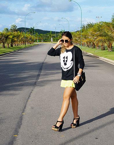 Áo Thun Mickey