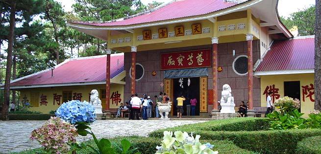 Tour Đà Lạt Mùa Lễ Hội Catinat – Du Xuân Thập Tự Chào Năm Mới 3N3Đ tại Hồ Chí Minh