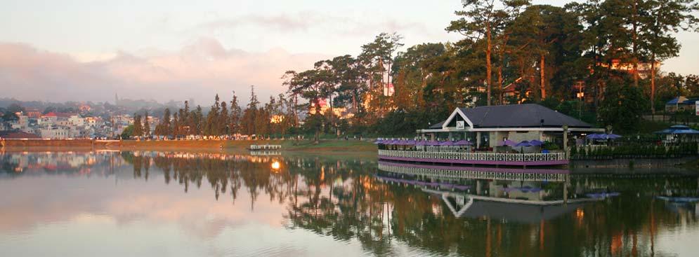 Tour Đà Lạt Mùa Lễ Hội Catinat – Du Xuân Thập Tự Chào Năm Mới 3N3Đ