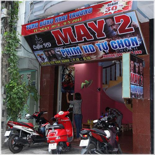 Combo 2 Giờ Xem Phim + 2 Phần Ăn Nhẹ Cho 3 Người Tại Café May 2