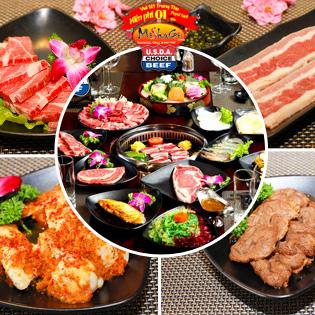 Buffet Nướng Nhật - Hàn Đặc Biệt Tại Nhà Hàng MishaGi