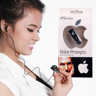 Tai Nghe iPhone Voice Prompts Pro tại Hồ Chí Minh