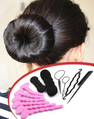 Combo 12 Dụng Cụ Làm Tóc Hairagami tại Hồ Chí Minh