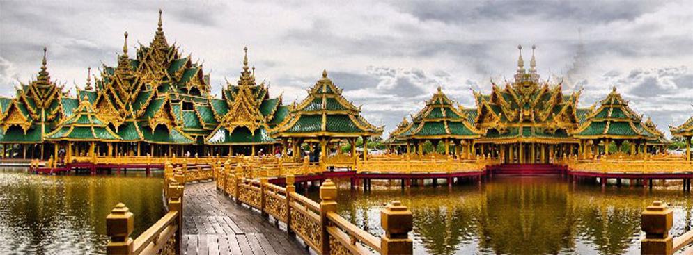 Tour Bangkok - Pattaya – Đảo San Hô + Massage Thái 5N4Đ
