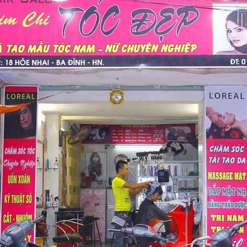 Trọn Gói Làm Tóc Tại Kim Chi Hair Salon - 25 Năm Kinh Nghiệm