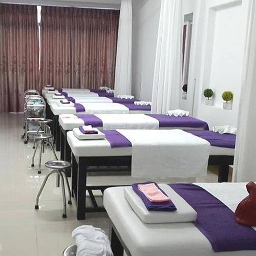 Gội Đầu, Massage, Đắp Mặt Thư Giãn Bằng Phương Pháp Cổ Truyền Phương Bắc