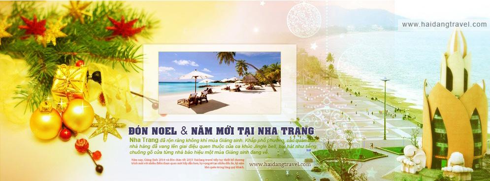 Tour Nha Trang – Hang Yến, Nhũ Tiên, Vinpearl 3N3Đ Đón Noel, Tết Tây