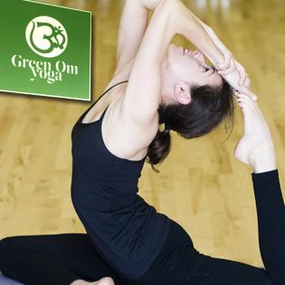Khóa Học Yoga 8 Buổi Tại Green Om (60 Phút /Buổi)