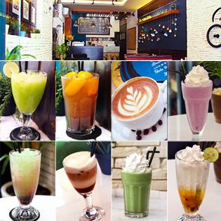 M-Café – Lãng Mạn Và Tinh Tế tại Hồ Chí Minh