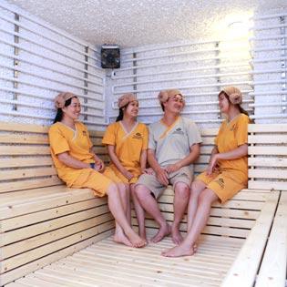 Jjim Jil Bang - All Day + Massage FootTại Golden Lotus Healing Spa Land tại Hồ Chí Minh