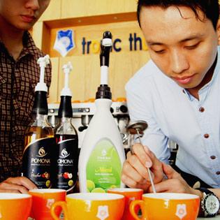Khóa Học Pha Chế Café Take Away (11 Loại Thức Uống) - TT Sấm Nhiệt Đới