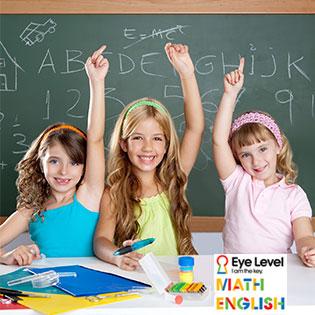 Khóa Học 2 Buổi Toán Tư Duy Tại Eye Level – Dành Cho bé 3-13 Tuổi