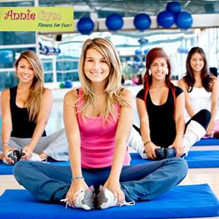 Thẻ Tập Annie Gym 01 Tháng - Không Giới Hạn Số Buổi Tập