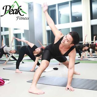 3 Tháng Tập Luyện Tại TTTD Peak Fitness Hà Nội