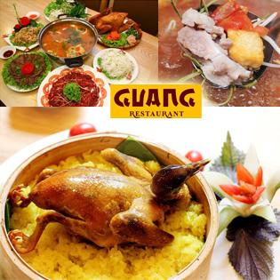 1 Trong 3 Set Ăn Lẩu Đặc Biệt 4N Tại NH Guang