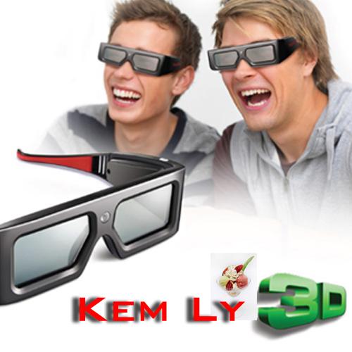Ăn Uống Và Xem Phim Tại Kem Ly 3D - Nhận Quà Năm Mới