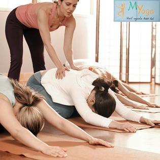 Tập Yoga Tại Trung Tâm MyYoga - 12 Buổi