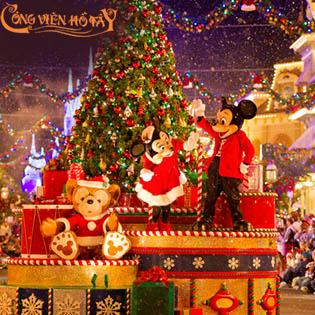 Lễ Hội Vui Giáng Sinh + Tặng Quà Tại Công Viên Hồ Tây