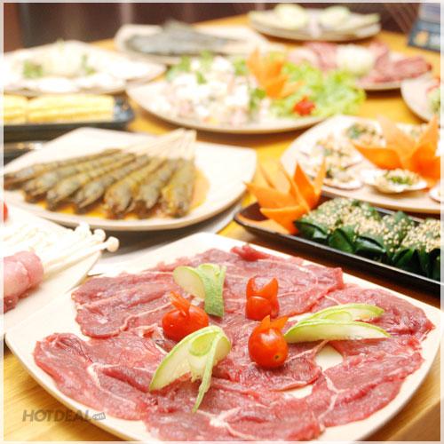 Buffet Lẩu Buổi Trưa, Tối Cực Hấp Dẫn Tại Sài Gòn Bowl