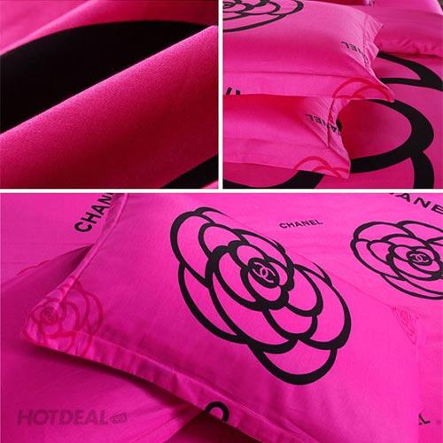 Bộ Drap Cotton Hàn Quốc Phiên Bản Special Biệt Lập 1 Họa Tiết
