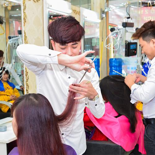 Tóc Đẹp Trọn Gói Cùng Trường Sài Gòn - 2 Cơ Sở
